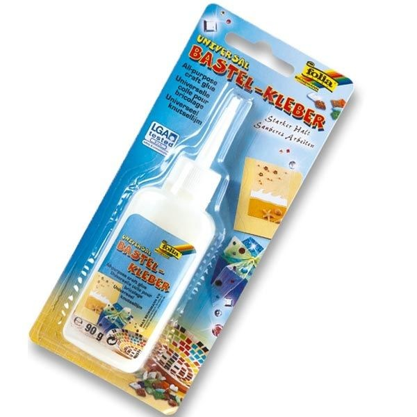 Bastelkleber Universal, 80ml,transparent