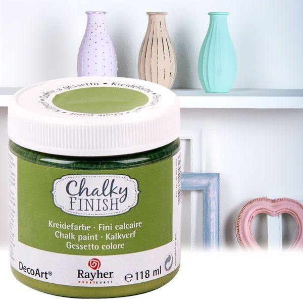 Chalky Finish Kreidefarbe Avocado, 118ml